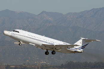 N162W - Private BAC 111