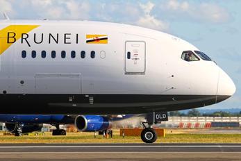 V8-DLD - Royal Brunei Airlines Boeing 787-8 Dreamliner