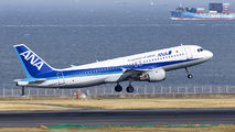 JA8947 - ANA - All Nippon Airways Airbus A320 aircraft