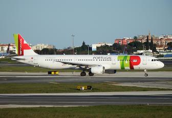 CS-TJF - TAP Portugal Airbus A321
