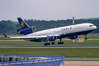 PP-VQH - VARIG McDonnell Douglas MD-11
