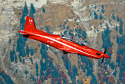 A-104 - Switzerland - Air Force Pilatus PC-21 aircraft