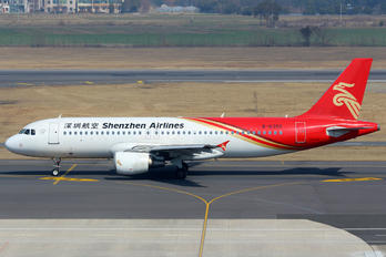 B-6392 - Shenzhen Airlines Airbus A320