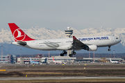 TC-JNE - Turkish Airlines Airbus A330-200 aircraft