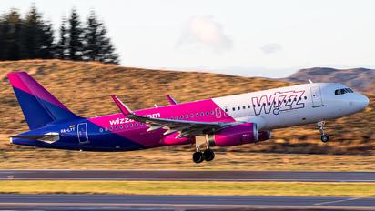 HA-LYT - Wizz Air Airbus A320