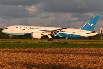 B-2761 - Xiamen Airlines Boeing 787-8 Dreamliner