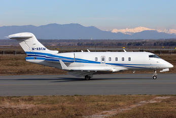 M-ABCM - Private Bombardier BD-100 Challenger 300 series