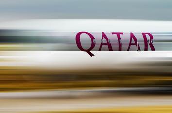 A7-ALG - Qatar Airways Airbus A350-900