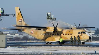 SU-BSK - Egypt - Air Force Casa C-295M
