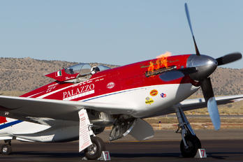 N71FT - Private North American P-51D Mustang