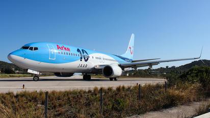 PH-TFC - Arke/Arkefly Boeing 737-800