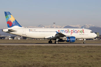 LY-SPF - Small Planet Airlines Airbus A320