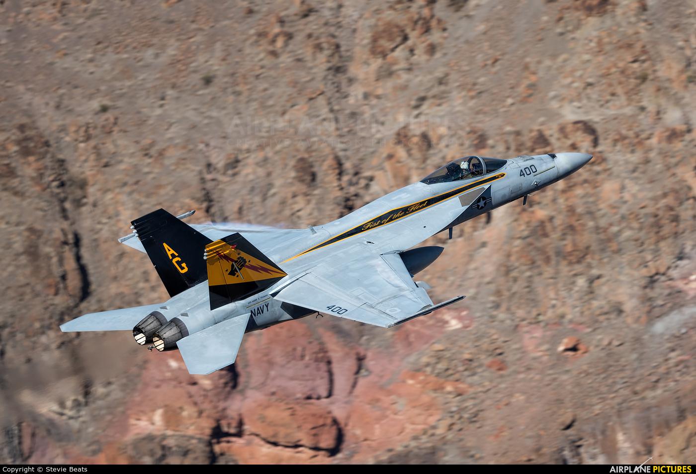 USA - Navy 166959 aircraft at Rainbow Canyon - Off Airport
