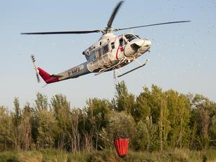 D-HAFD - Helibravo Bell 412