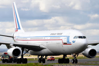 F-RAJB - France - Air Force Airbus A340-200