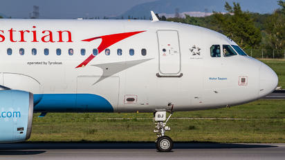 OE-LBJ - Austrian Airlines/Arrows/Tyrolean Airbus A320