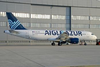 OK-HCB - Aigle Azur Airbus A320