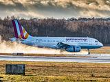D-AGWX - Germanwings Airbus A319 aircraft