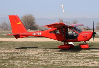 EC-FD8 - Private Aeroprakt A-22 Foxbat