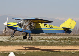 EC-YJB - Private Rans S-6, 6S / 6ES Coyote II