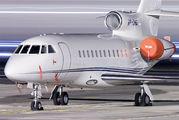 VP-CHG - Private Dassault Falcon 900 series aircraft