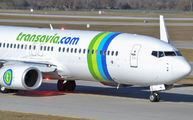 F-GZHL - Transavia France Boeing 737-800 aircraft