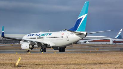 C-GWJT - WestJet Airlines Boeing 737-700