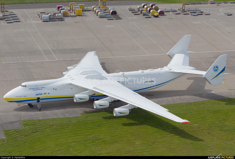 Antonov Airlines /  Design Bureau UR-82060 aircraft at East Midlands