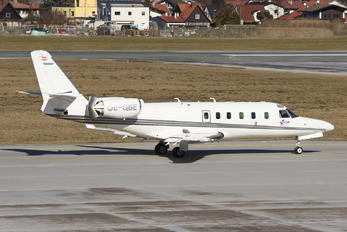 OE-GBE - Tyrol Air Ambulance Israel IAI 1125 Astra SP
