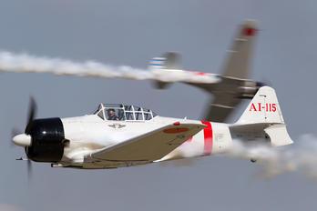 N11171 - Private North American Harvard/Texan mod Nakajima B5N