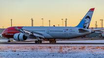 EI-LNI - Norwegian Long Haul Boeing 787-9 Dreamliner aircraft