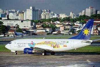 PT-MNJ - Nordeste Boeing 737-300