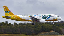 RP-C3268 - Cebu Pacific Air Airbus A320 aircraft