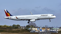 RP-C9911 - Philippines Airlines Airbus A321 aircraft