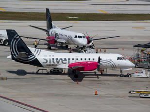 N442XJ - Silver Airways SAAB 340