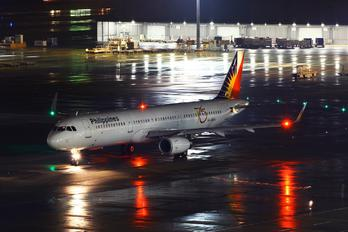 RP-C9907 - Philippines Airlines Airbus A321
