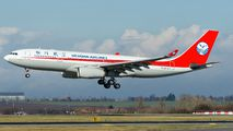 B-6518 - Sichuan Airlines  Airbus A330-200 aircraft