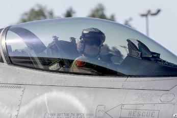 4060 - Poland - Air Force Lockheed Martin F-16C Jastrząb