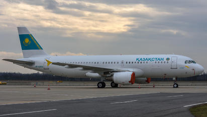 UP-A2001 - Berkut State Air Company Airbus A320