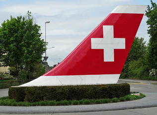 - - Swiss - Airport Overview - Museum, Memorial