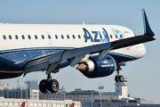 PR-AYE - Azul Linhas Aéreas Embraer ERJ-195 (190-200) aircraft