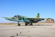 246 - Bulgaria - Air Force Sukhoi Su-25K aircraft