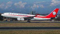 B-6518 - Sichuan Airlines  Airbus A330-200 aircraft