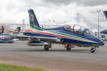"3 - Italy - Air Force ""Frecce Tricolori"" Aermacchi MB-339-A/PAN"