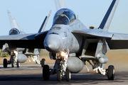 166659 - USA - Navy McDonnell Douglas F/A-18F Super Hornet aircraft