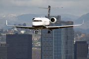 N712SD - Private Bombardier Challenger 600 aircraft