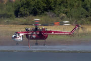 N718HT - Helicopter Transport Services Sikorsky CH-54 Tarhe/ Skycrane aircraft