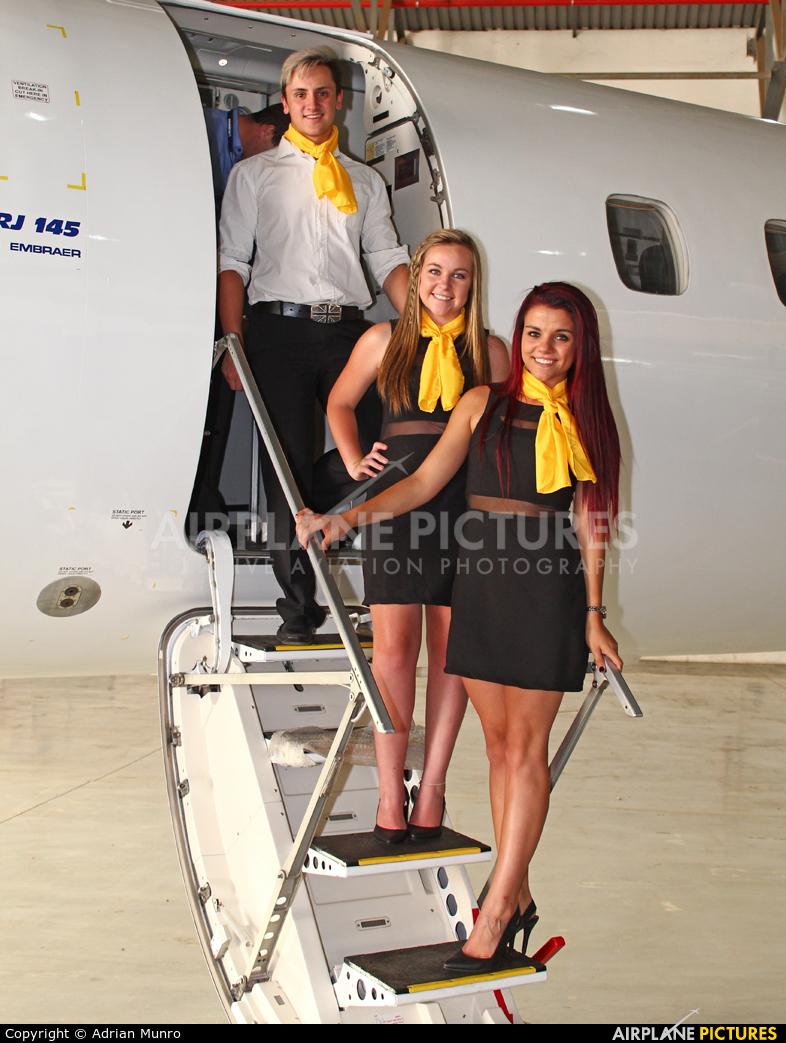 National Airways Corp ZS-DFA aircraft at Lanseria