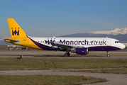 Monarch Airlines G-OZBY image