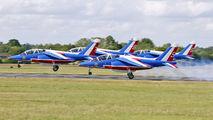 "E165 - France - Air Force ""Patrouille de France"" Dassault - Dornier Alpha Jet E aircraft"